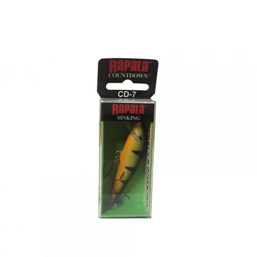 Rapala Countdown Sinking CD07 P Perch [1]