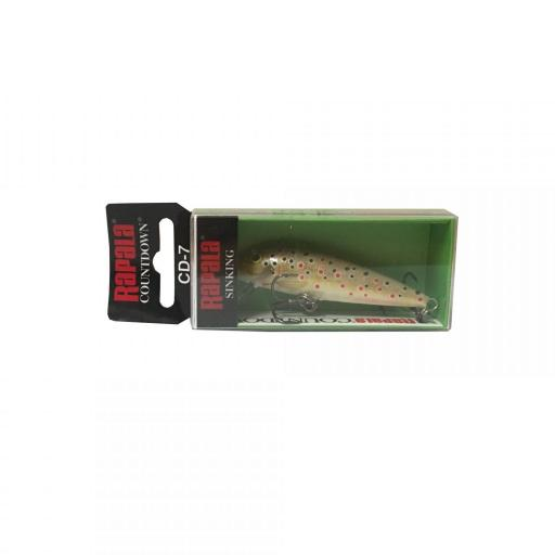 Rapala Countdown Sinking CD07 TR Brown Trout