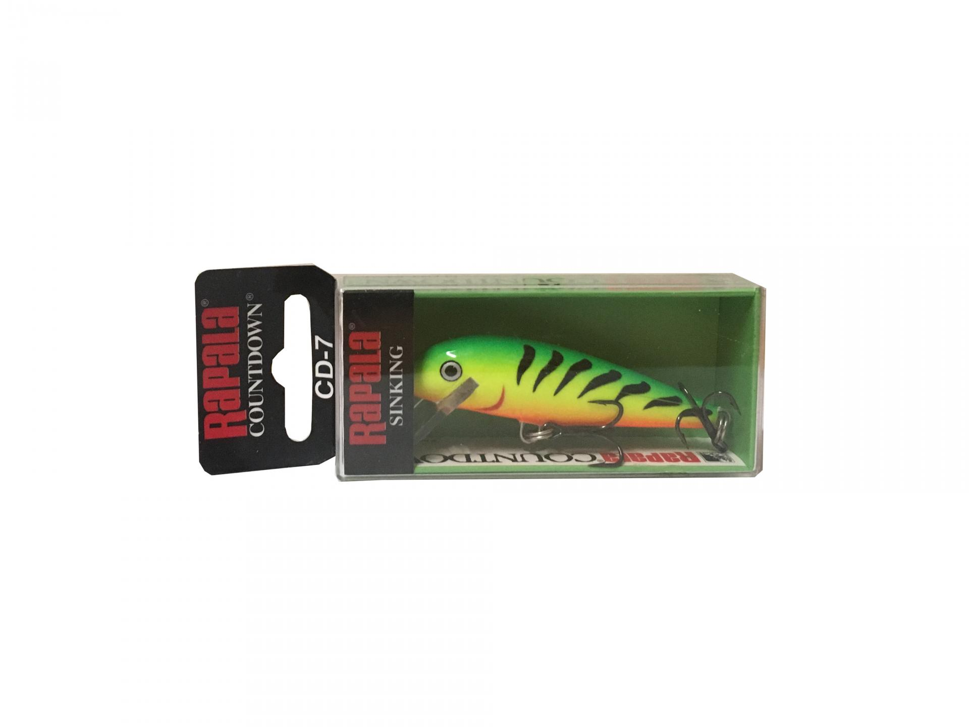 Rapala Countdown Sinking CD07 FT
