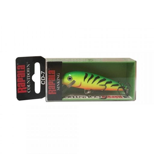 Rapala Countdown Sinking CD07 FT [0]