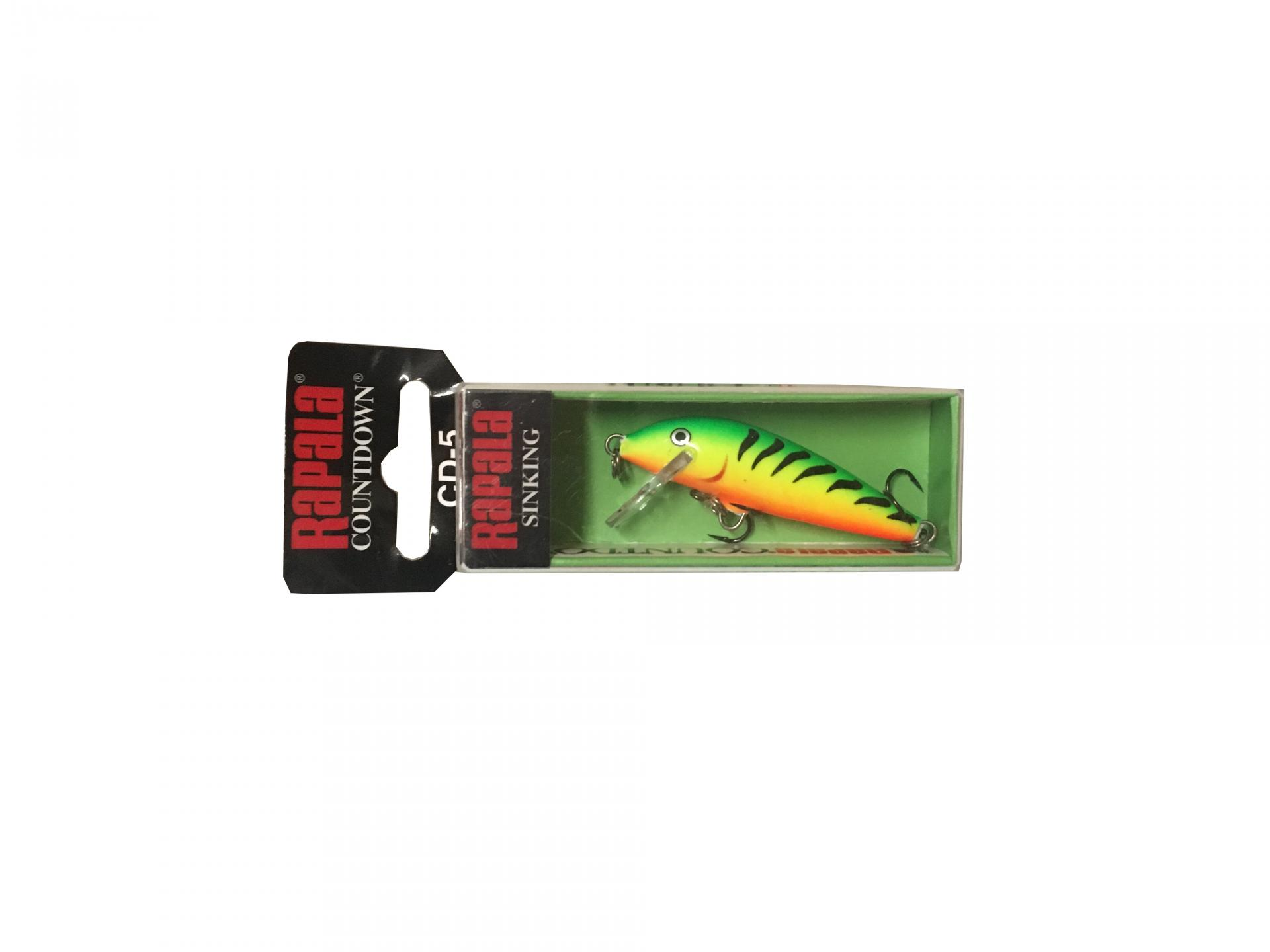 Rapala Countdown Sinking CD05 FT