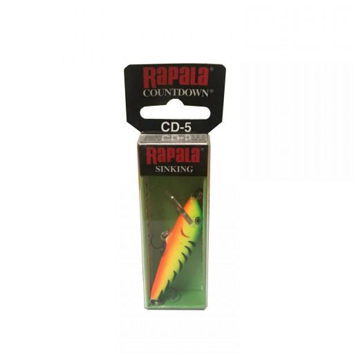Rapala Countdown Sinking CD05 FT [1]