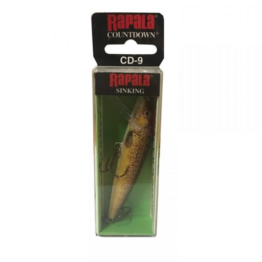 Rapala Countdown Sinking CD09 TRL Live Brown Trout [1]