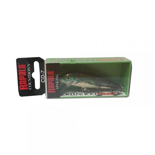 Rapala Countdown Sinking CD07 MN Minnow