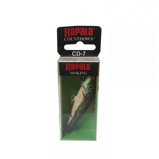 Rapala Countdown Sinking CD07 MN Minnow [1]
