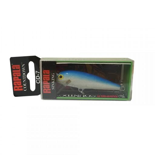 Rapala Countdown Sinking CD07 B Blue