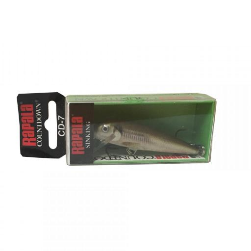 Rapala Countdown Sinking CD07 SML Live Smelt