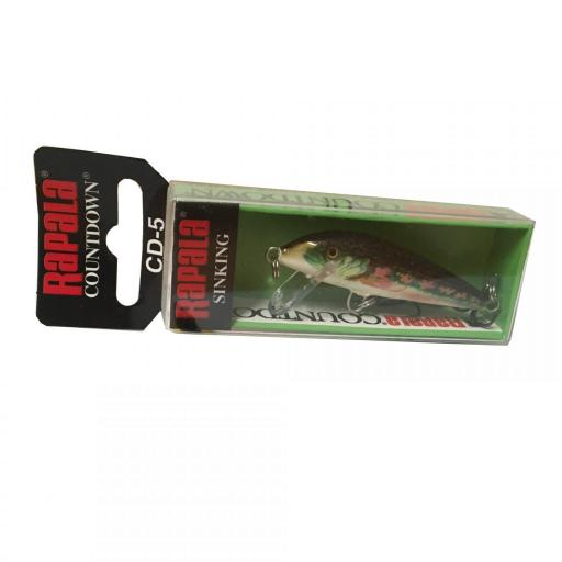 Rapala Countdown Sinking CD05 MN Minnow