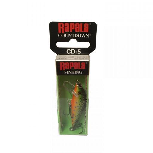 Rapala Countdown Sinking CD05 BTR Brook Trout [1]