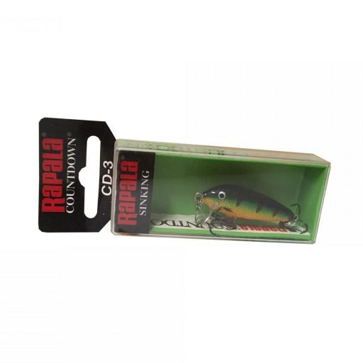 Rapala Countdown Sinking CD03 P Perch