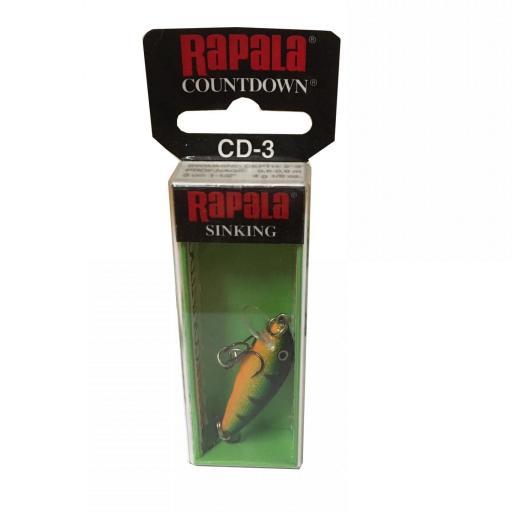 Rapala Countdown Sinking CD03 P Perch   [1]