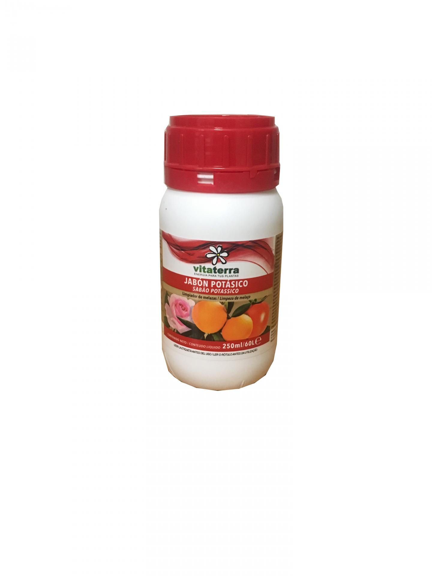 Jabon Potasico Vitaterra 250 ml