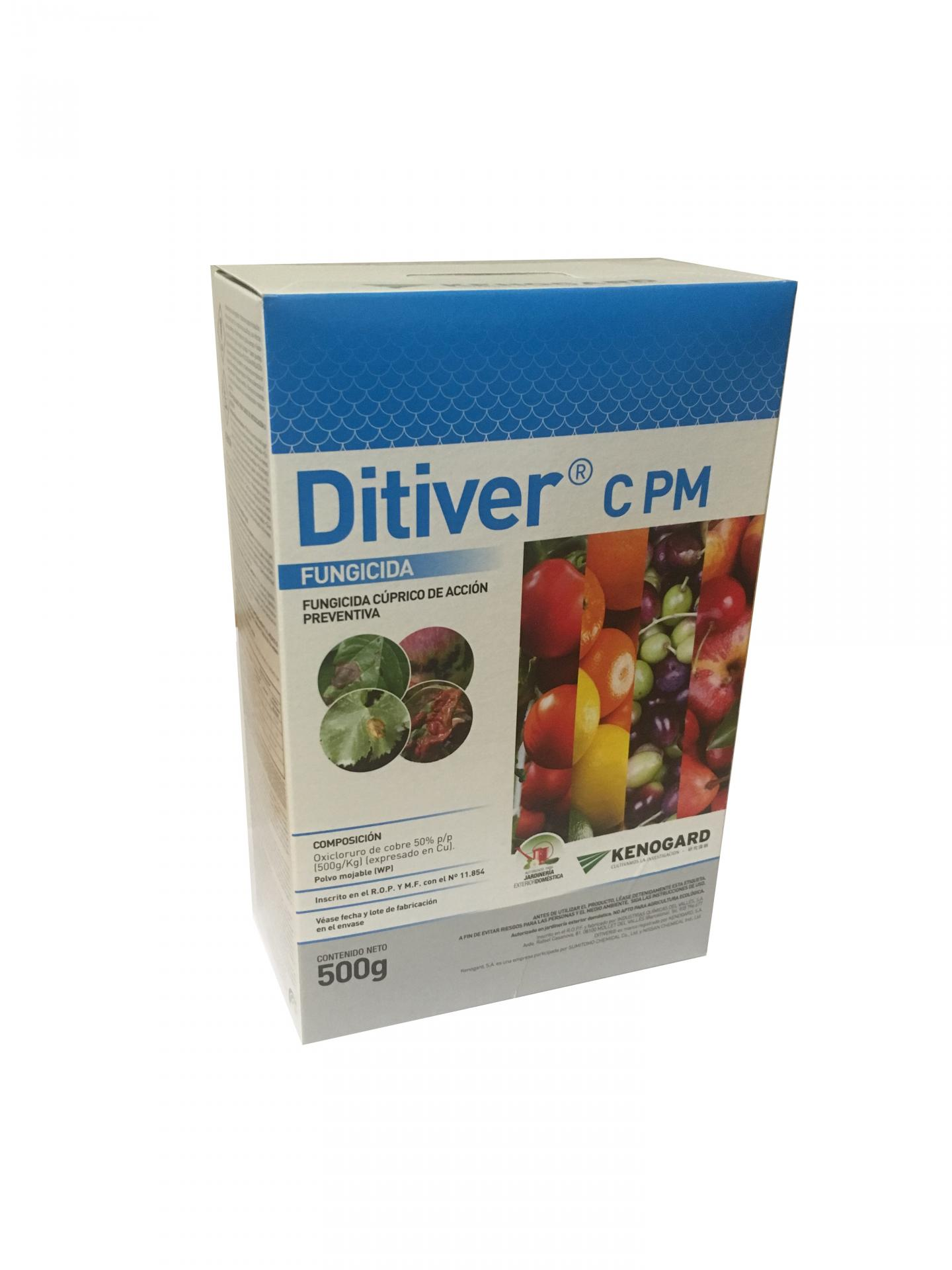 Ditiver Cobre C Pm 500g