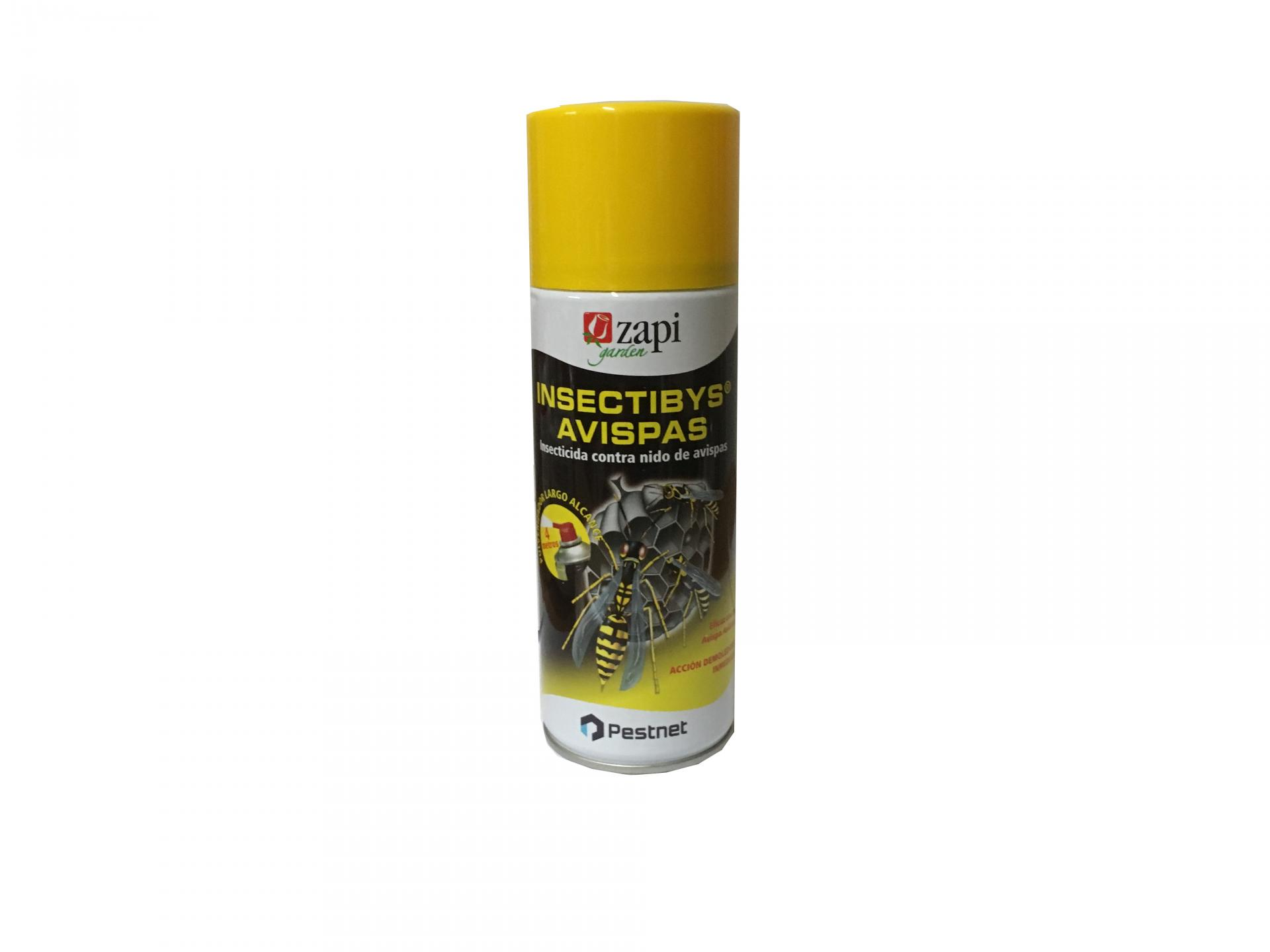 Insecticida Insect IBYS avispas 400 ml (Avispa asiática y o velutina)