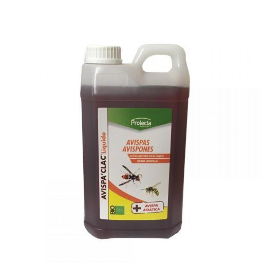 Avispa´Clac Liquido atrayente de avispas 2,5L [2]