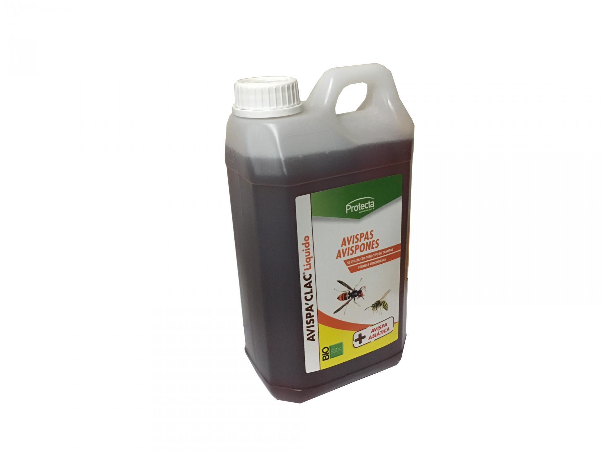Avispa´Clac Liquido atrayente de avispas 2,5L
