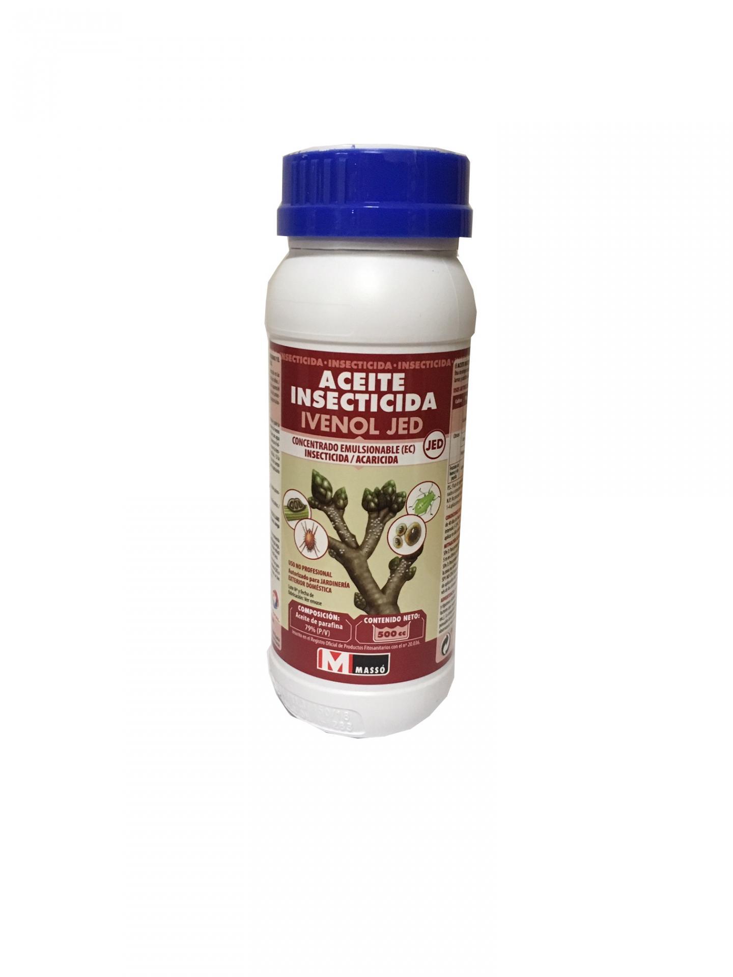 Aceite insecticida Ivenol JED 500cc