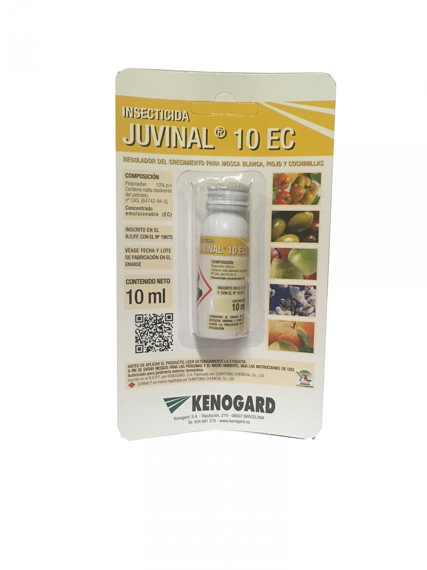 Insecticida Juvinal 10 EC