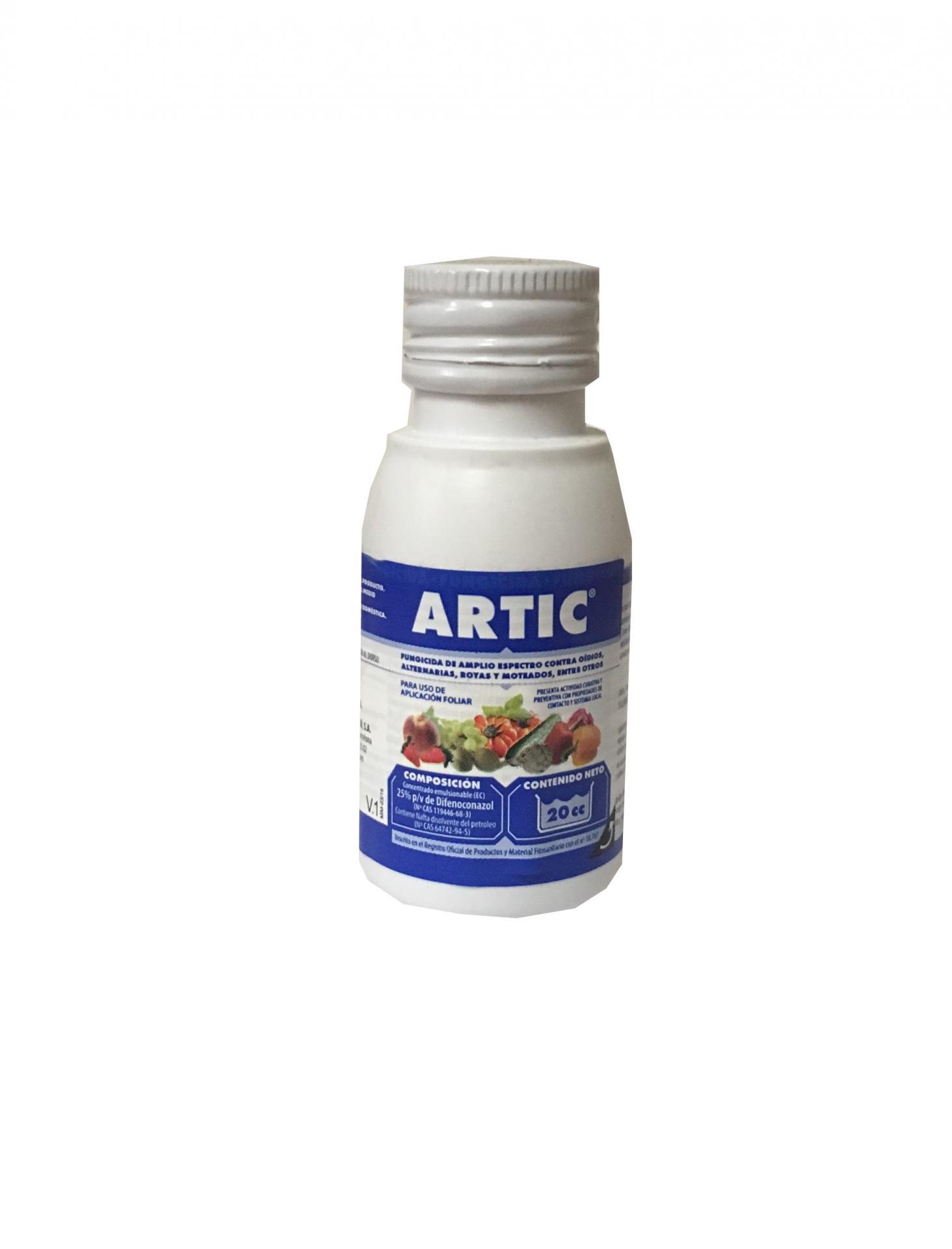 Fungicida Artic JED 20cc