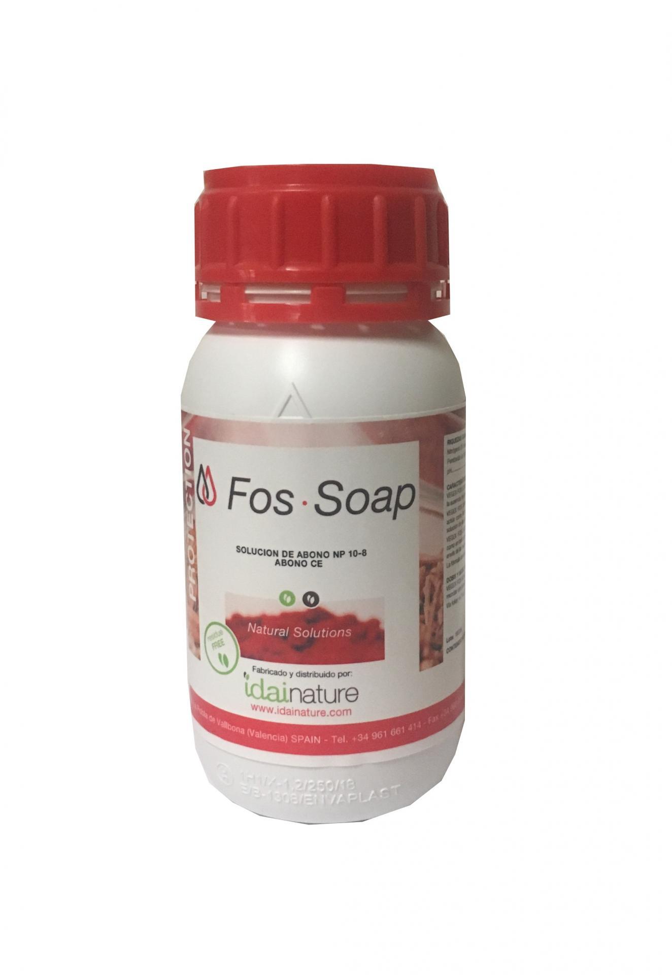 Jabón fosfórico Vegex Fos Soap 250cc