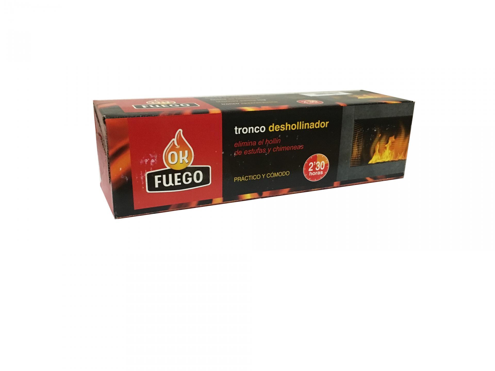 Tronco Deshollinador Ok Fuego