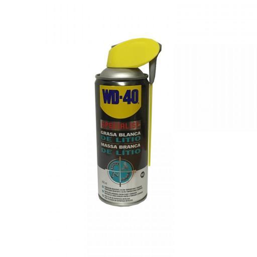 Grasa Blanca de Litio en Spray WD-40 Specialist 400ml