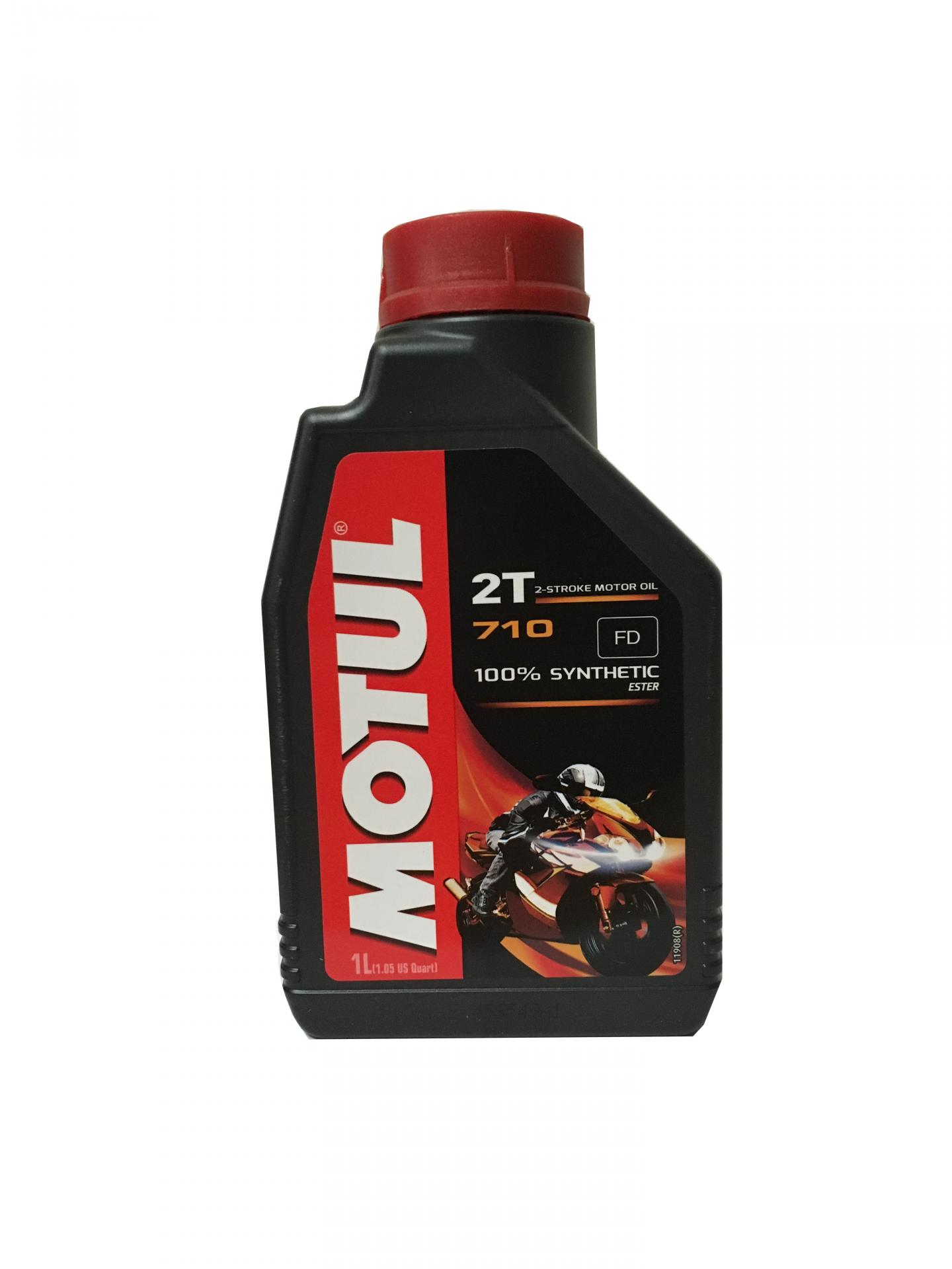 Aceite mezcla Motul 2T 710