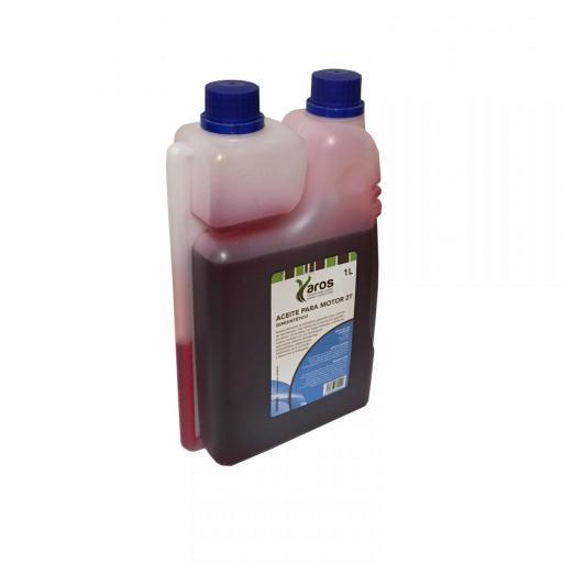 Aceite para motor 2T Aros [1]