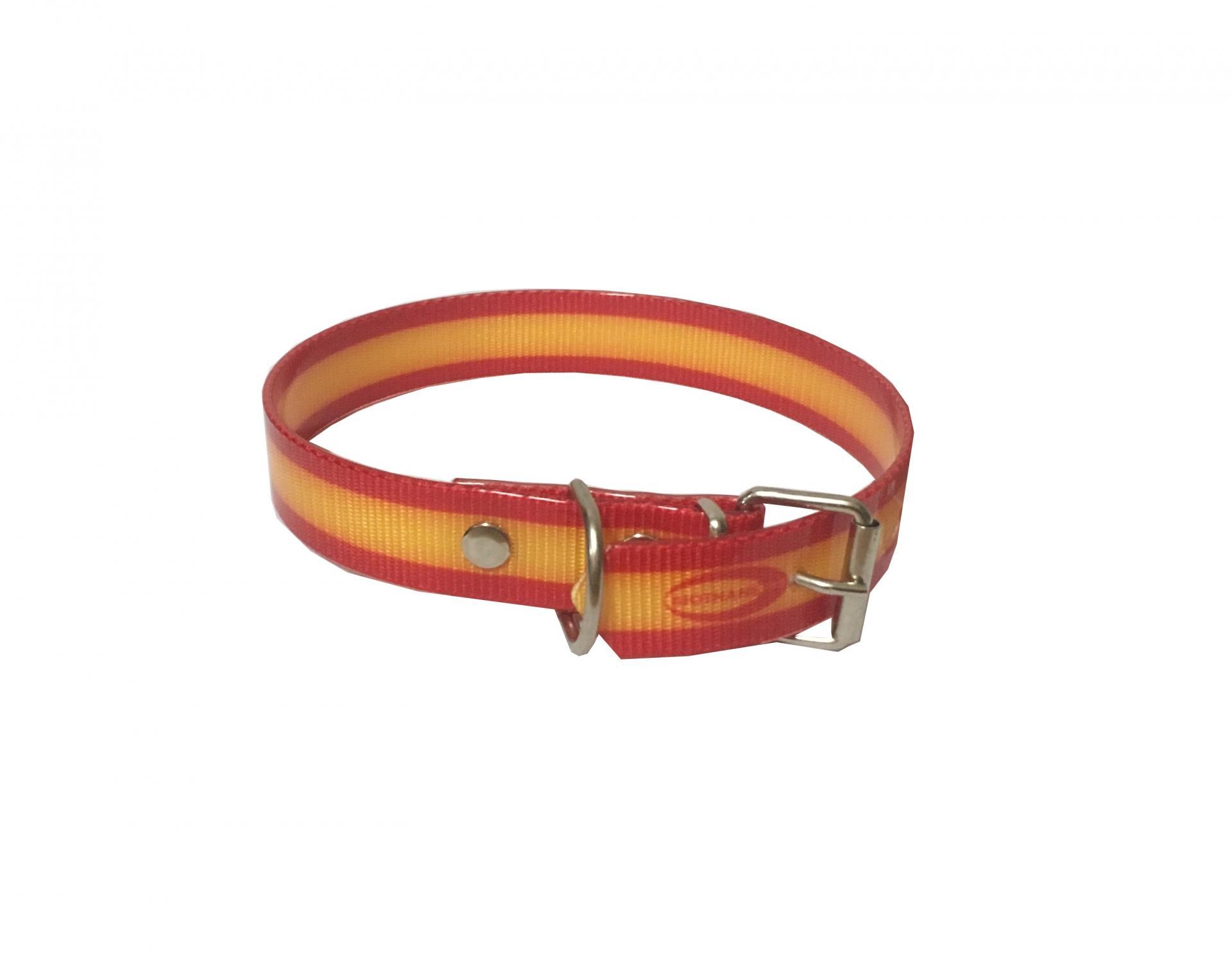 Collar Perro Biothane España 25mm