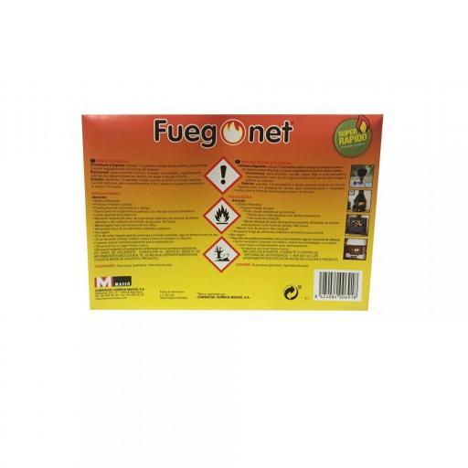Pastillas de encendido fuegonet 96 uds [2]