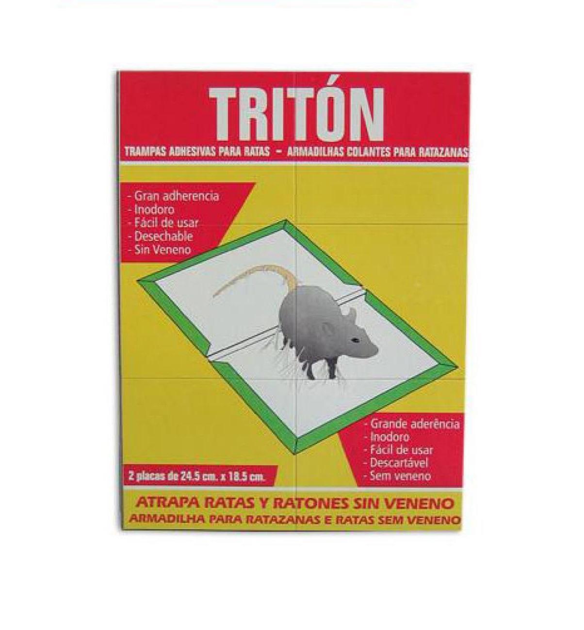 Triton Trampa ratones Triton