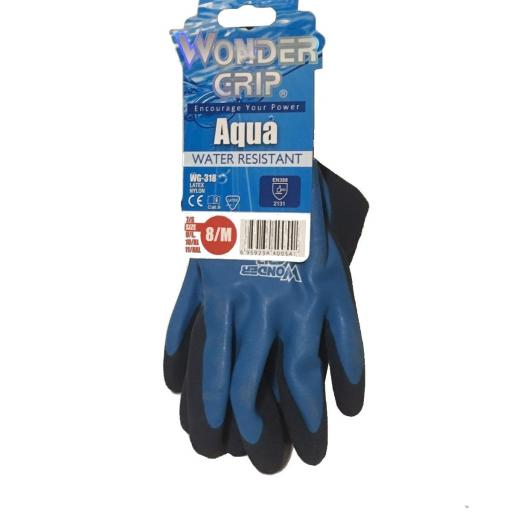 Guante safetop Wonder Grip Aqua [0]