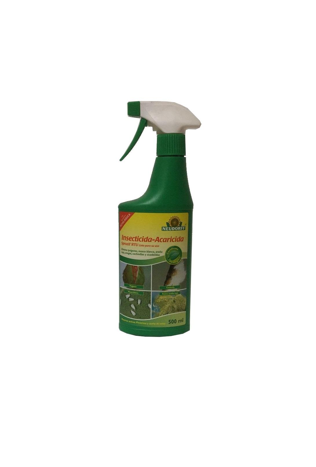 Insecticida- Acaricida Spruzit RTU Neudorf Ecologico