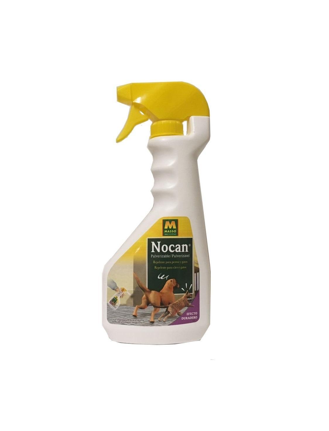 Repelente para perros y gatos Nocan