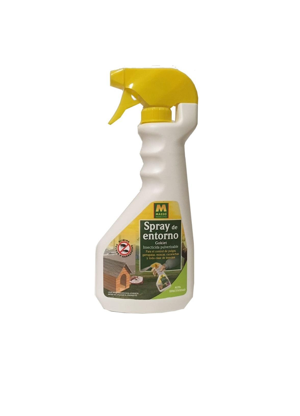 Spray de entorno Gokiet (insecticida pulverizable)