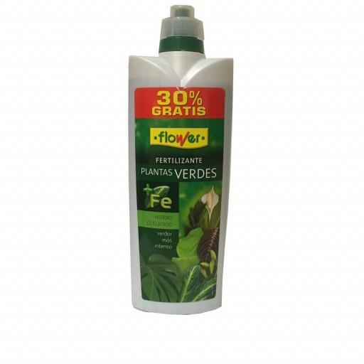 Abono plantas verdes flower 1+0,3L [1]