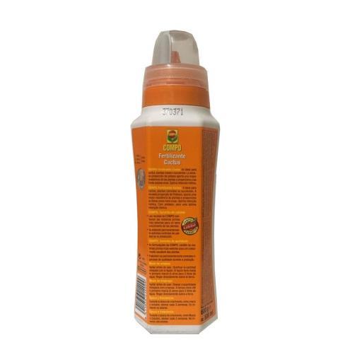 Fertilizante liquido para cactus Compo 500ml [1]