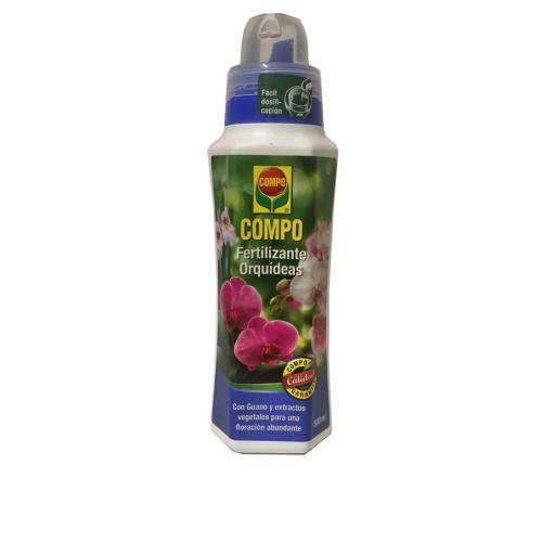 Fertilizante liquido para orquídeas 500ml