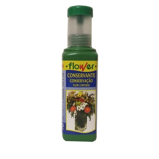 Conservante Vidaflor para flor cortada Flower 250ml