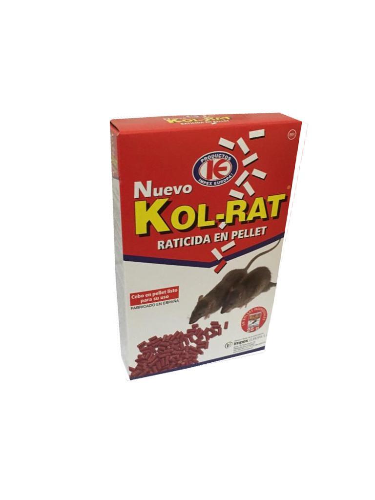 Kolrat Raticida en pellet 150gr