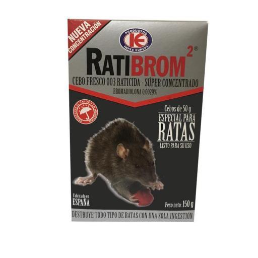 Ratibrom 2 Especial Ratas Superconcentrado 150g [1]