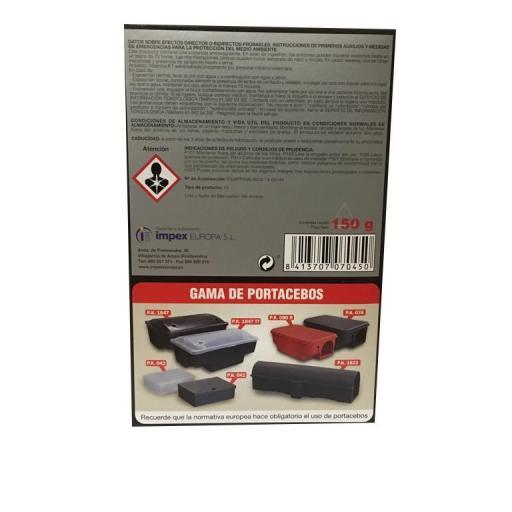 Ratibrom 2 Especial Ratas Superconcentrado 150g [2]