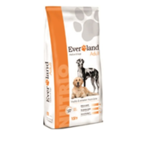 Everland Nutrio Adult medium & Large 15kg