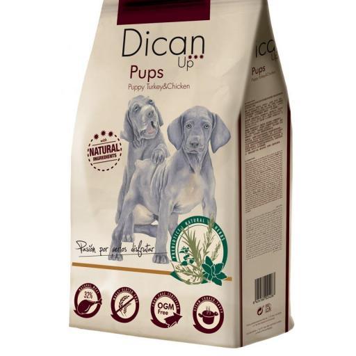 Dican Up Pups 14kg