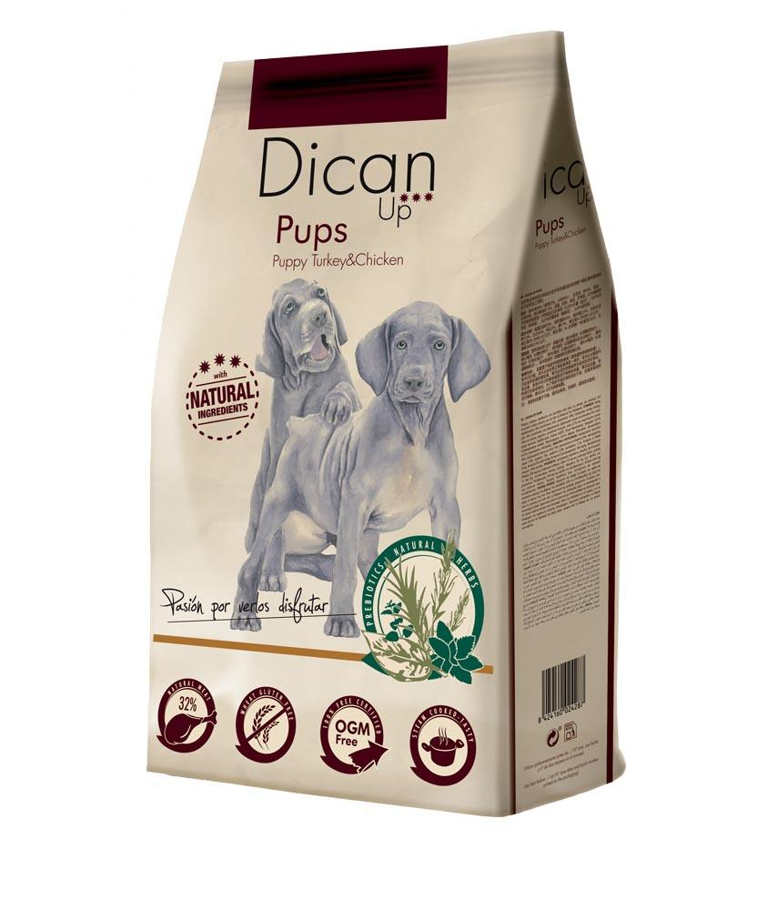 Dican Up Pups 3 kg