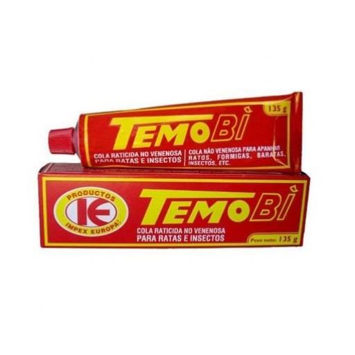 Cola o pegamento para ratones Temobi