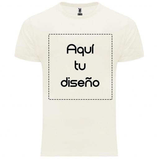Camiseta orgánica hombre [0]