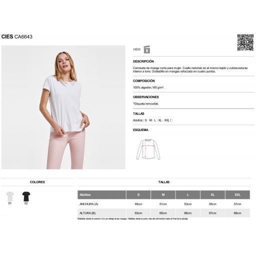 Camiseta cies blanca [2]