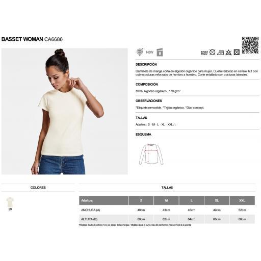 Camiseta orgánica mujer [2]