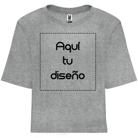 Camiseta Dominica gris vigoré